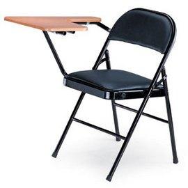 L-1097 鐵板椅系列-橋牌課桌椅 / 張