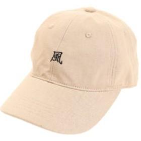 【SALE/送料無料】【Super Sports XEBIO & mall店:帽子】リネン刺繍キャップ KAZE 897PA9ST1723 BEG