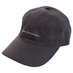 【Super Sports XEBIO & mall店:帽子】リネン刺繍キャップ Frisco 897PA9ST1747 CHC