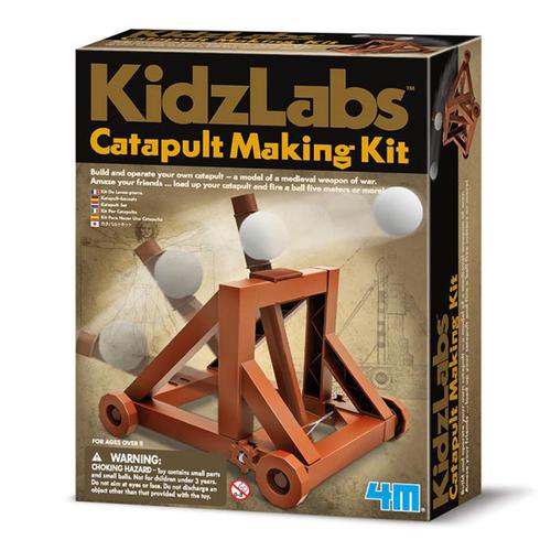 4M 科學探索系列 攻城投石車 Catapult Making Kit 00-03385