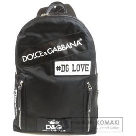 Dolce&Gabbana ドルチェアンドガッバーナ BM1482 AN584 バックパック リュック・デイパックナイロン素材 メンズ 中古