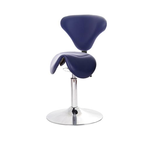 GXG 江南 小馬鞍加椅背 工作椅 (電金喇叭座)  TW-81T8