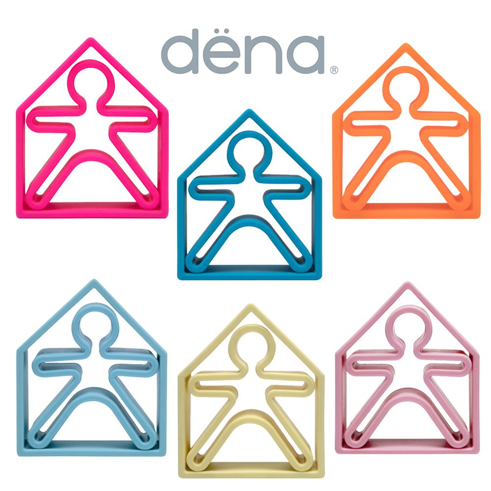 西班牙dena 多功能益智軟積木/疊疊樂 小人物+小房子