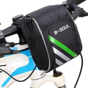 美麗大街【ML106082403】山地車自行車車把龍頭包電動滑板車頭包戶外騎行包