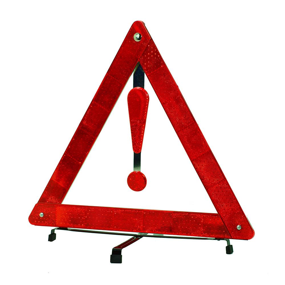 可摺疊三角警示架 故障標誌 警告標示 故障警示牌 三角故障牌 摺疊收納
