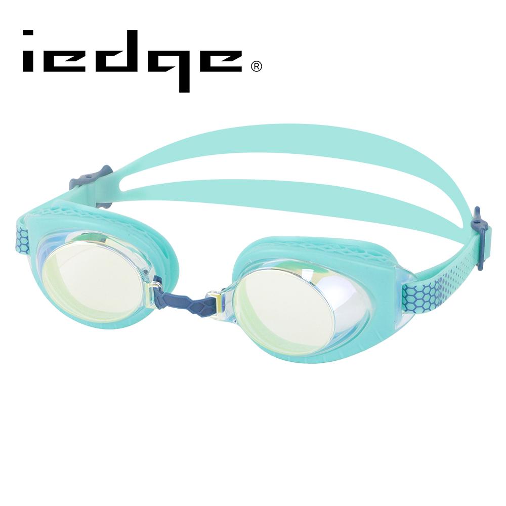 iexcel 蜂巢式電鍍專業光學度數泳鏡 VX-957