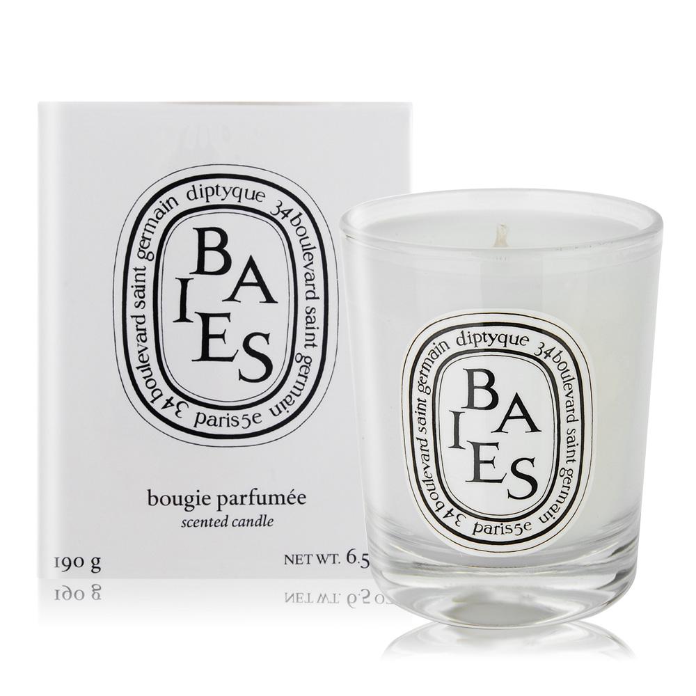 DIPTYQUE 香氛蠟燭(190g)-漿果香 baies candle-百貨公司貨