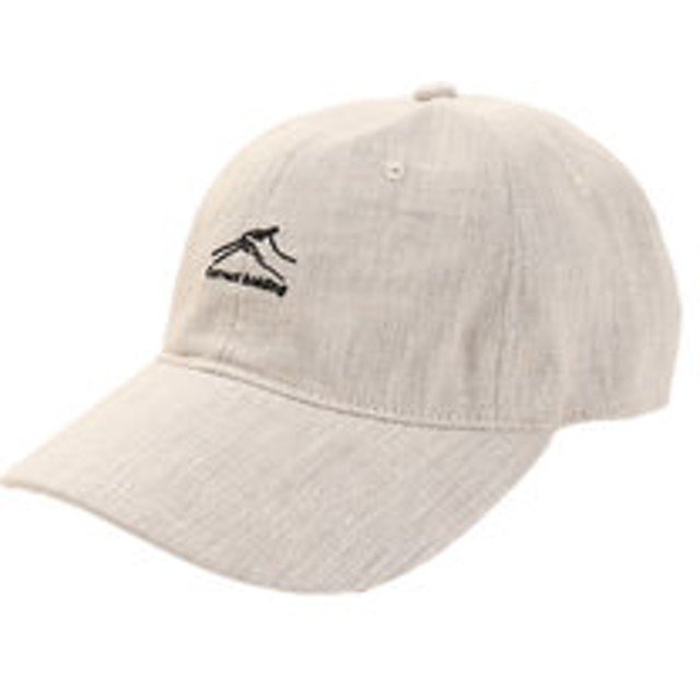 【Super Sports XEBIO & mall店:帽子】リネン刺繍キャップ HOLD 897PA9ST1755 NTL