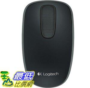 [107美國直購] 滑鼠 Logitech Zone Touch Mouse T400 for Windows 8 - Black