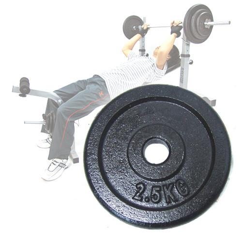 2.5kg傳統槓片  c113-602