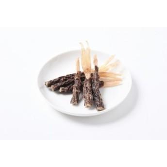【メール便対応可】北海道産・無添加 北の極 エゾシカ肉巻きアキレス 25g