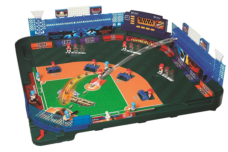 日本公司貨 Epoch (52CM)  3D立體棒球盤 豪華野球盤 怪獸球場 玩具大賞