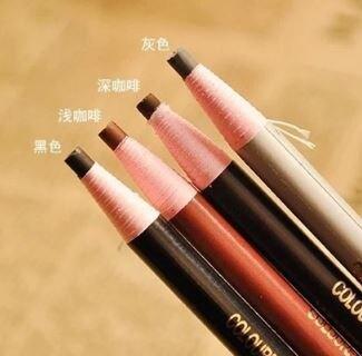 時尚專業化妝師推薦 / 專用拉線眉筆 / 防水不暈染眼線筆