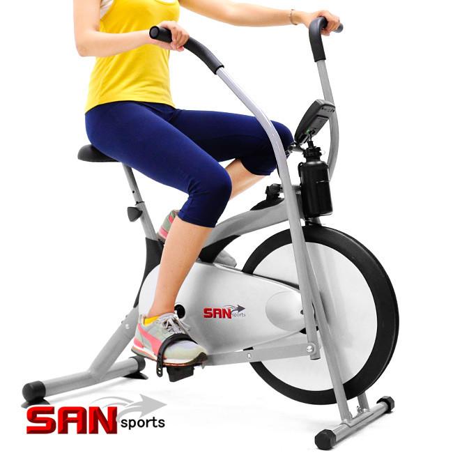 san sports手腳並用手足健身車 c130-40900