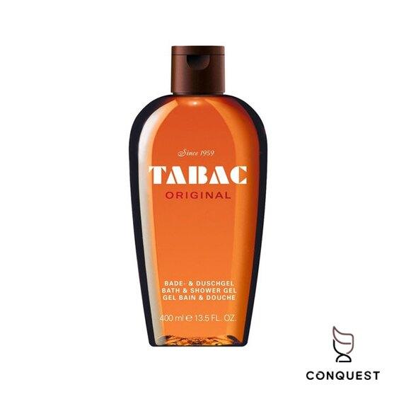 【 CONQUEST 】德國 TABAC ORIGINAL Bath and Shower Gel 經典沐浴膠 木質香味