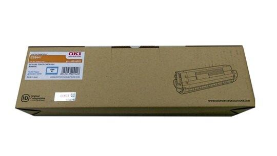 OKI 44844551原廠藍色碳粉匣 適用:OKI ES8441