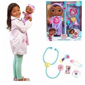 ドッグはおもちゃドクター ドッグのおもちゃびょういん トイホスピタル NEW Disney Junior Doc Mcstuffins - GET BETTER BABY CECE DOLL