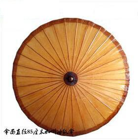 【裝飾傘舞蹈傘道具-直徑85CM-1個/組】裝飾傘舞蹈傘道具傘古典復古防雨防?油紙傘-30029