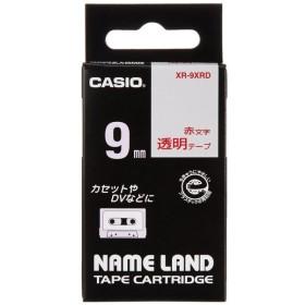 カシオ ネームランドテープ XR-9XRD