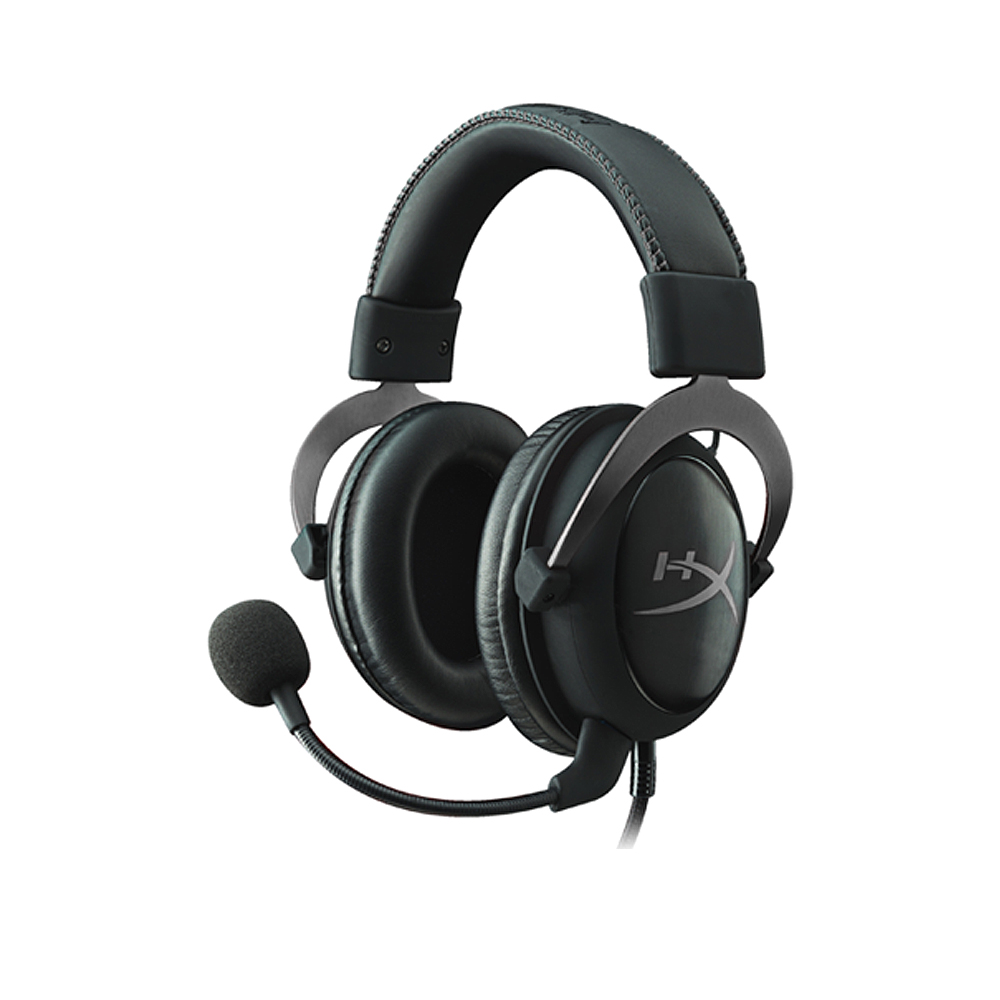 ★快速到貨★ Kingston 金士頓 HyperX CLOUD II 電競耳機《金屬灰》