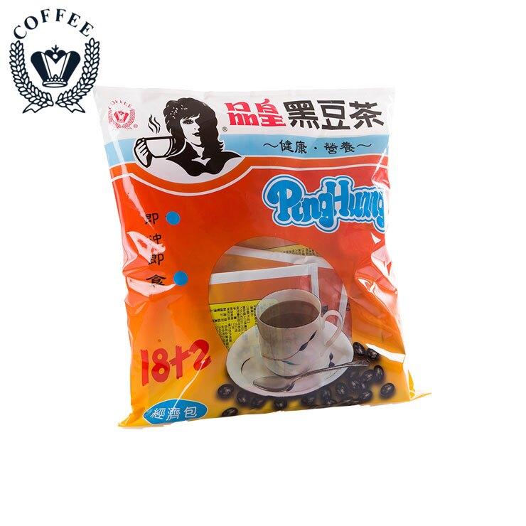 品皇咖啡 黑豆茶 經濟包 20入