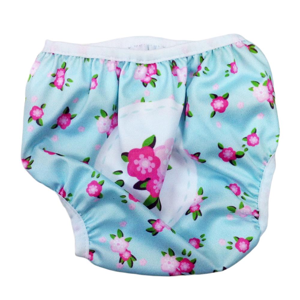 英國S1 Swimava小花朵朵嬰兒游泳褲-L