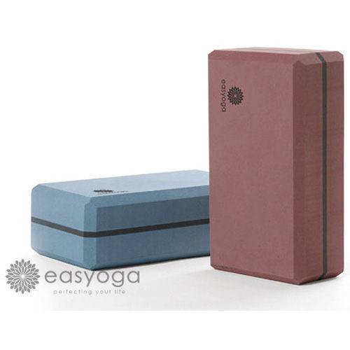 ◆首次發泡的成形技術 ◆ 邊緣切角的舒適設計 ◆ 適切的密度及紮實的重量 《EASYOGA》高優質瑜珈磚50D TOPro yoga block (50D) 採用發泡的製程技術、複合的層次設計,產生絕