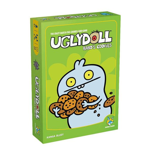 醜娃娃:八寶的餅乾 uglydoll: babos cookies(中文版)