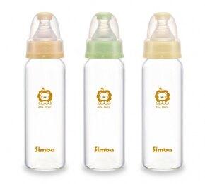 小獅王辛巴 simba 超輕鑽標準玻璃大奶瓶240ml