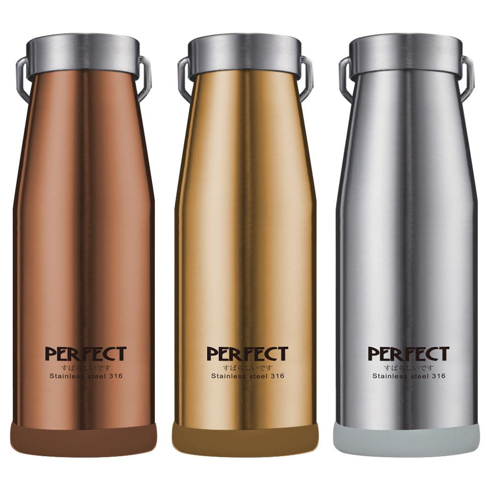 ★最高等級316不鏽鋼 ★具抗氧化、耐酸鹼的特性 ★窄口設計保溫保冷效果更佳 ★運動瓶設計,簡約時尚