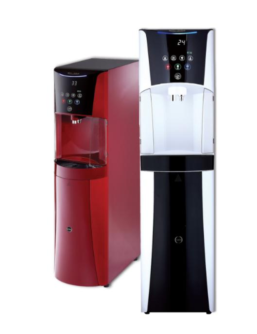 限量贈CO2 鋼瓶一組 龍泉 LC-7872 直立型冰溫熱氣泡水飲水機  (含RO四道過濾系統)  飛利浦UV紫外線殺菌