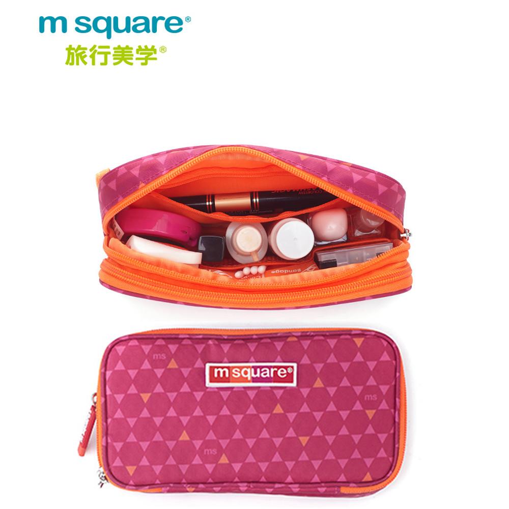 m square商旅系列化妝包l