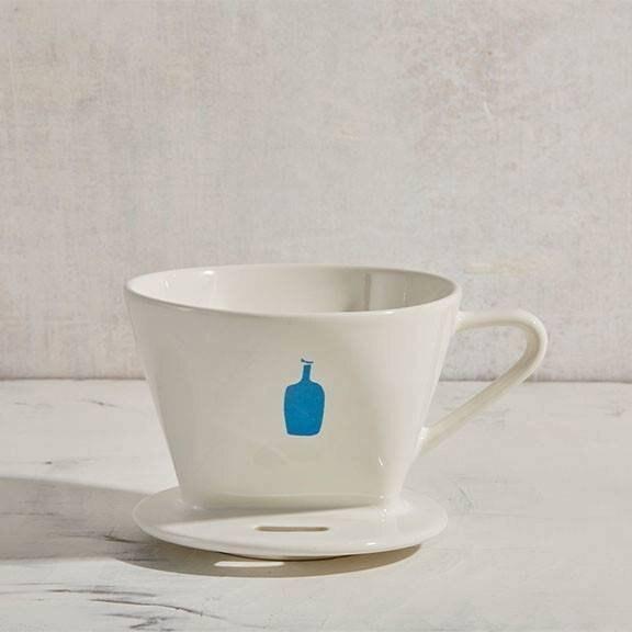 日本【藍瓶咖啡Blue Bottle Coffee】BONMAC陶瓷手沖濾杯。人氣店家family2日本生活精品館的海外品牌、日本【Blue Bottle Coffee/藍瓶咖啡】有最棒的商品。快到日