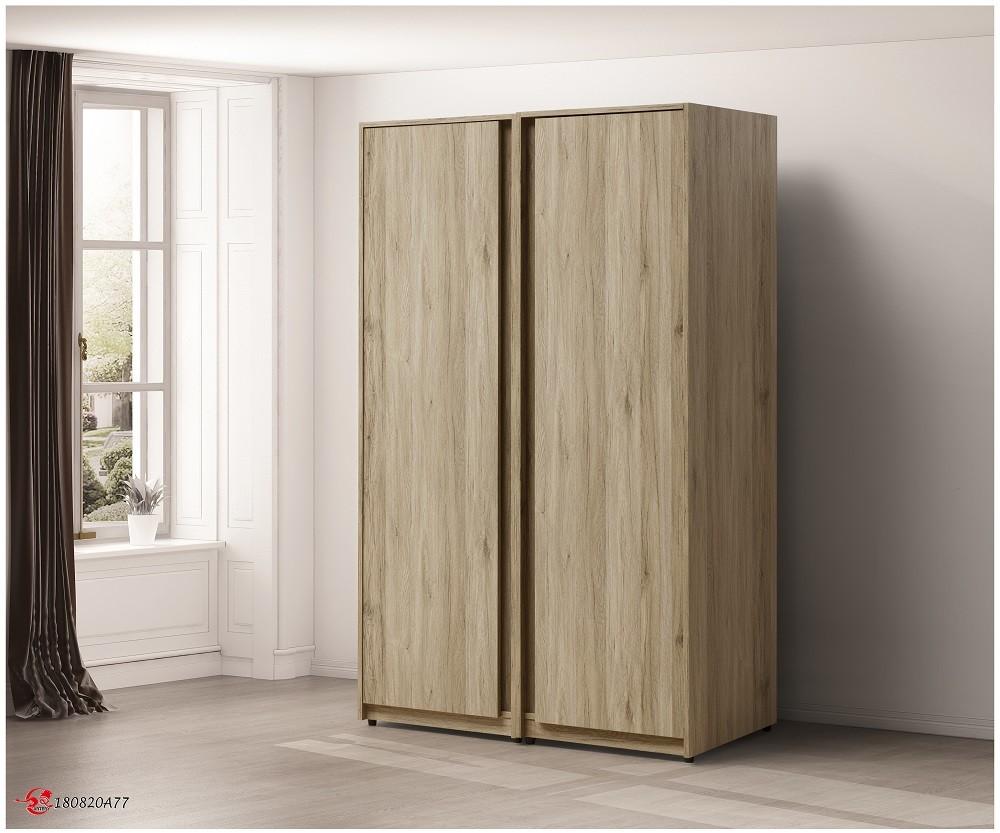 muna布萊迪4尺衣櫥