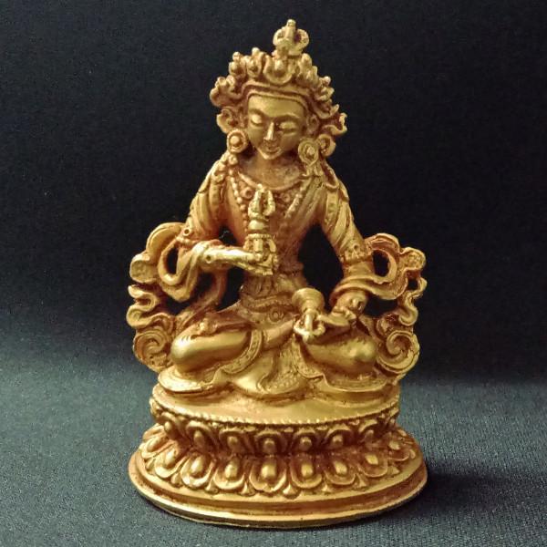 金剛薩埵 尼泊爾製純銅鎏金佛像