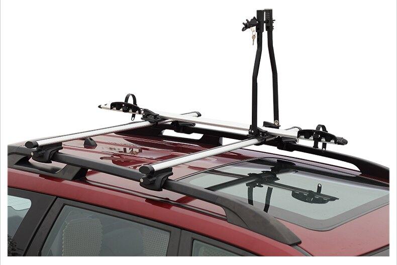 美琪 (安全收納) 汽車自行車架 頂架單車架 通用車載行李架