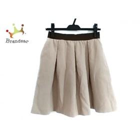 ブルーレーベルクレストブリッジ BLUE LABEL CRESTBRIDGE スカート サイズ38 M レディース 美品  値下げ 20190801