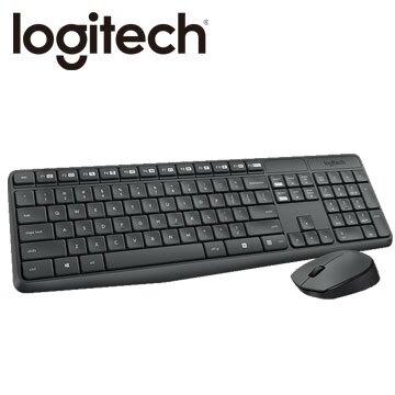 [富廉網] 羅技 MK235無線滑鼠鍵盤組