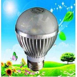 【LED大功率植物燈-苗葉期-螺口-15W-大功率晶片燈珠-直徑9.6*高21cm-1個/組】蔬菜種植苗期補光-5101012