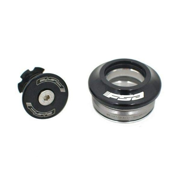 "1.5/"" Tapered Headset With Top Cap FSA 1//DX Pro 1-1//8/"""
