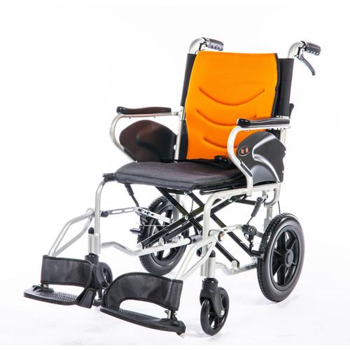 均佳 機械式輪椅 鋁合金製 JW-350