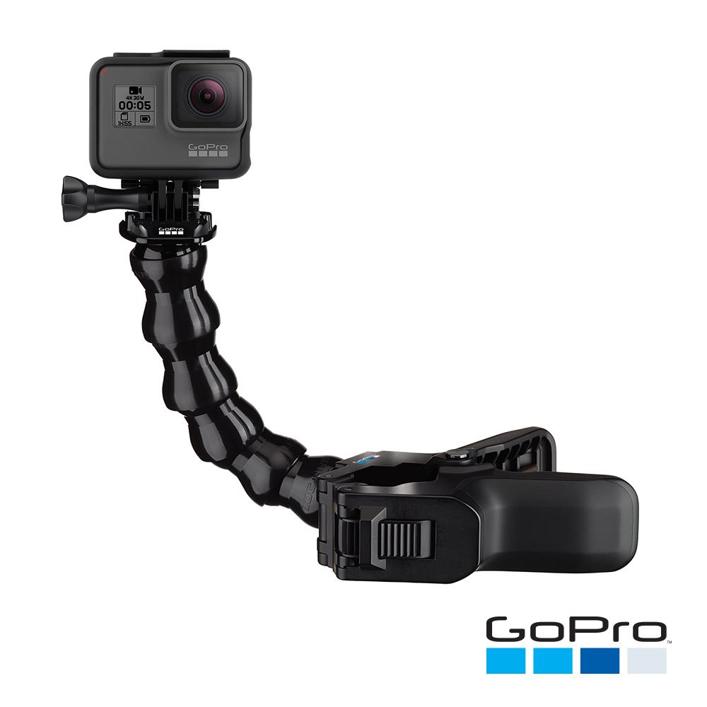 【GoPro】鯊魚軟管夾 ACMPM-001 (忠欣公司貨)