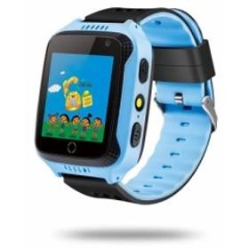 Eboxer gps 腕時計 子供 子供用 見守りウォッチ 電話することができる LED懐中電灯が付き GPS搭載 ビデオ電話 男女兼用 を選ぶことができ