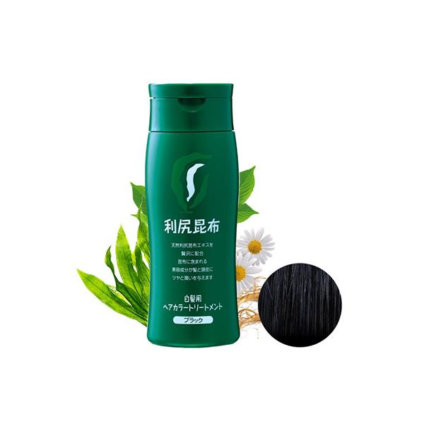 Sastty 利尻昆布染髮護髮乳 200g (黑/咖啡)