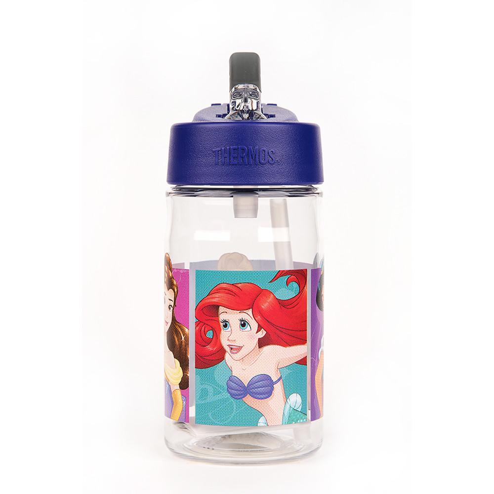 【美國膳魔師THERMOS】迪士尼公主 迪士尼系列冷水壺355ML