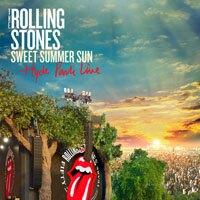 滾石樂團:甜蜜夏日之海德公園演唱會 Rolling Stones: Sweet Summer Sun - Hyde Park Live (2CD+DVD) 【Evosound】