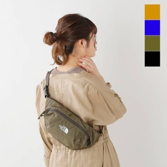THE NORTH FACE ノースフェイス 420Dナイロンウエストバッグ3L Orion nm71902