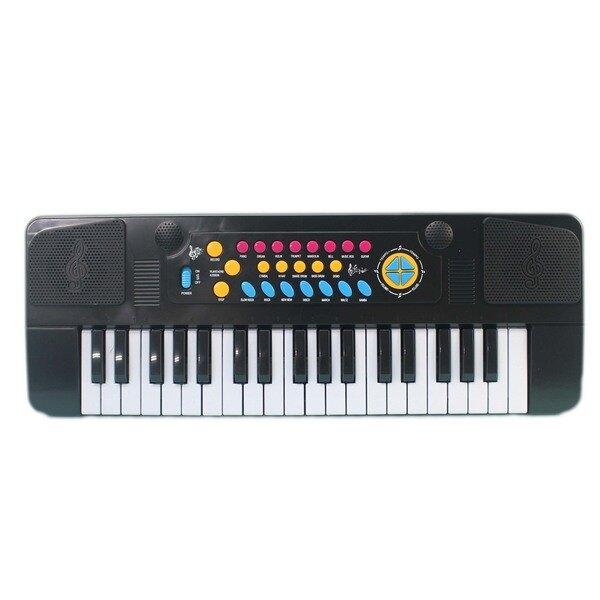 兒童電子琴 HS-3715A(37鍵/附電池)/一個入(促600) 多功能學習琴玩具~生K2008