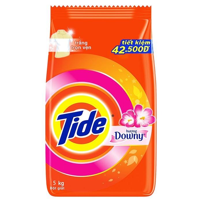 tide洗衣粉-含downy(5kg)