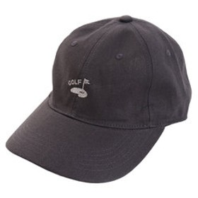 【Super Sports XEBIO & mall店:帽子】リネン刺繍キャップ GREEN 897PA9ST1743 CHC